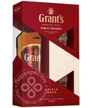 Віскі Grant's 0,7л + 2 келиха