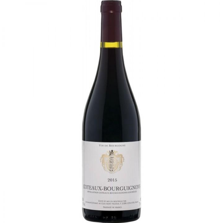 Вино Coteaux Bourguignons червоне сухе 0,75 л