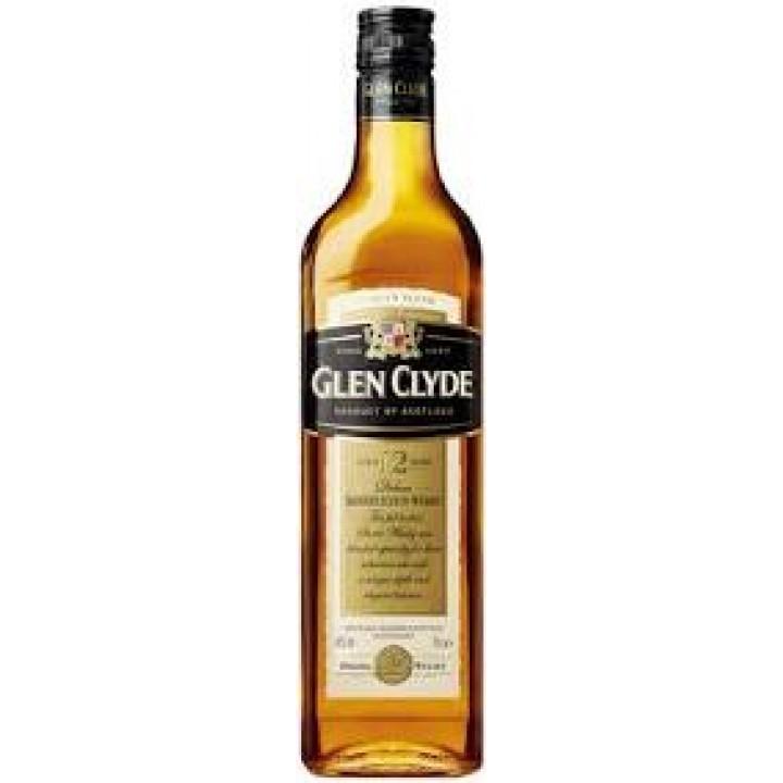 Віскі Glen Clyde 12 років 0,7л