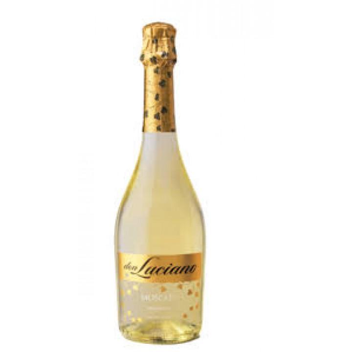 Вино ігристе Blanco Moscato біле н/сол 0.75