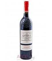 Вино Chateau Rider-Chenu-Lafitte червоне сухе 0,75 л