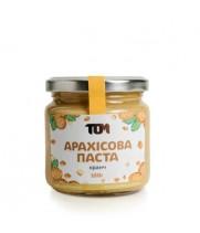 Арахісова паста кранч (скло) 180 г