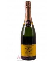 Вино ігр. Cremant D`Alsace  De Colmar Brut брют  біле 0.75 л