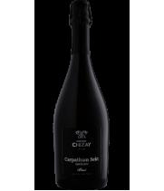 Вино ігр. Chateau Chizay Carpathian Sekt біле брют 0,75 л