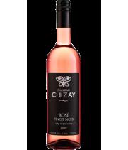 Вино Chateau Chizay Rose Pinot Noir рож. сухе 0,75 л
