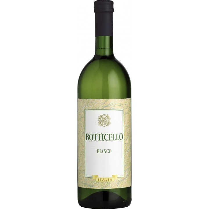 Вино Botticello Vino Bianco біле сухе 1.5 л.