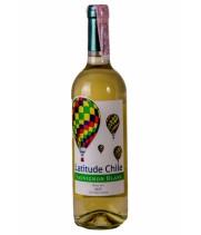 Вино Latitude Sauvignon Blanc біле сухе 0.75 л
