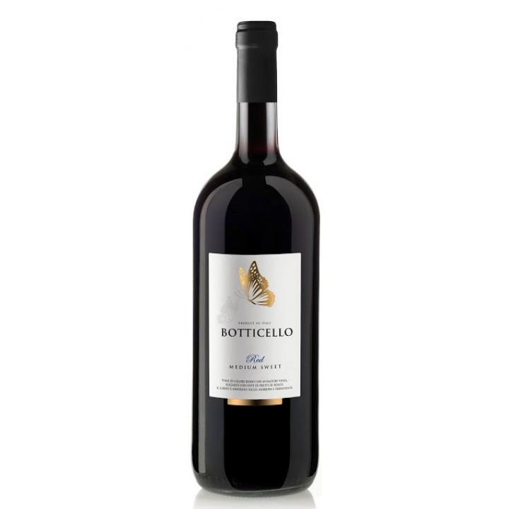Вино Red Wine червоне напівсолодке 1,5л