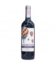 Вино Latitude Carmenere черв. сухе 0.75 л