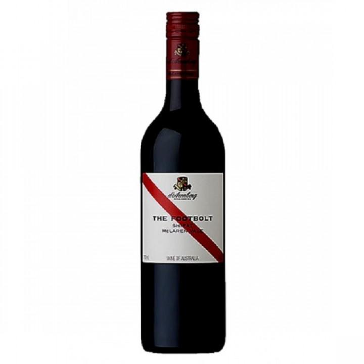 Вино The Footbolt червоне сухе 0,75
