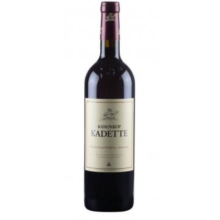 Вино Kadette Pinotage червоне сухе 0,75 л