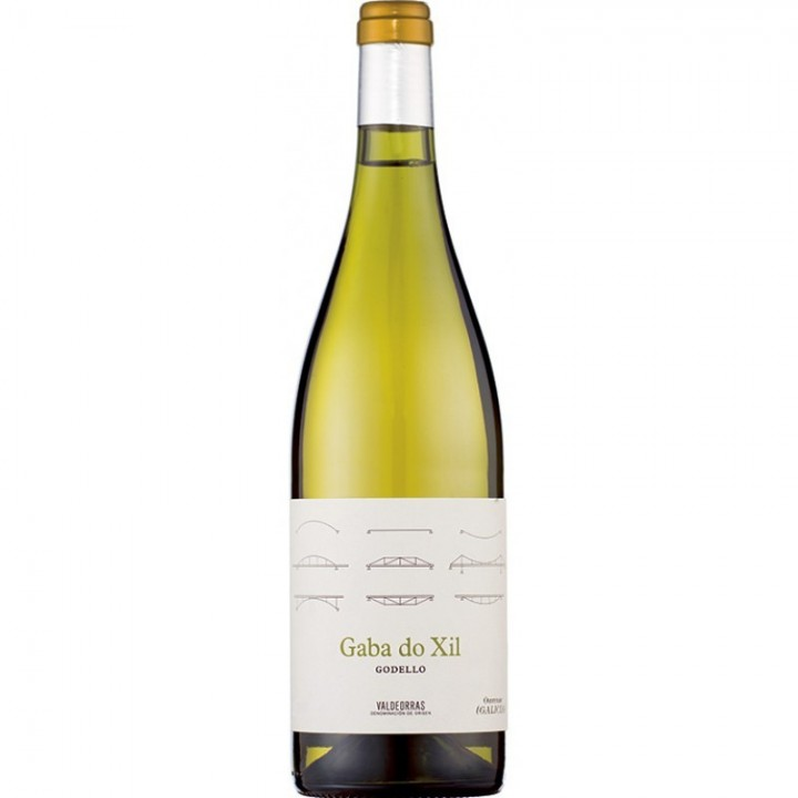 Вино Gaba do Xil біле сухе 0,75 л