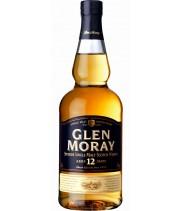 Віскі GlenMoray 12 yo, 0.7 л