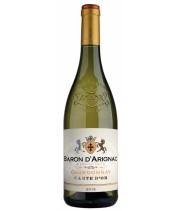 Wine Baron d'Arignac Chardonnay white dry 0,75 l.