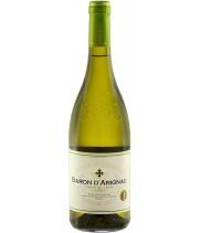Sparkling wine Baron d'Arignac Demi-Sec white semi-dry 0,75 l