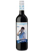 Wine Cappo Shiraz red dry 0,75 l