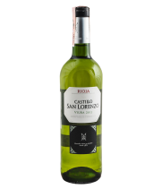 Вино Castillo San Lorenzo Viura 0,75 л біле сухе