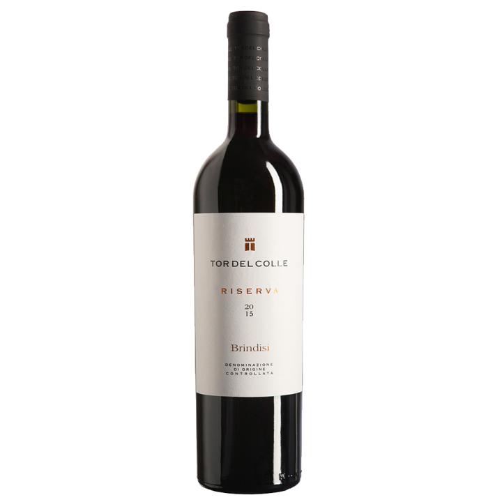Wine Brindisi Tor D.Colle RISERVA red dry 0,75 l