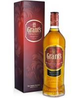 Віскі Grant's Family Reserve 6 р.  в сув. коробці  0,7л