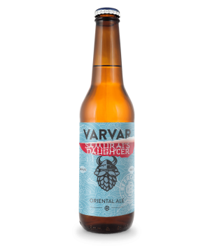 Beer VARVAR Samurais Daughter 0.33 l