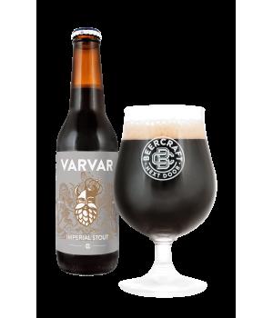 Beer VARVAR Imperial Stout 0.33 l