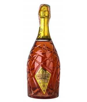 Sparkling Wine Astoria Spumante Moscato Rose Fashion Victim, 750ml