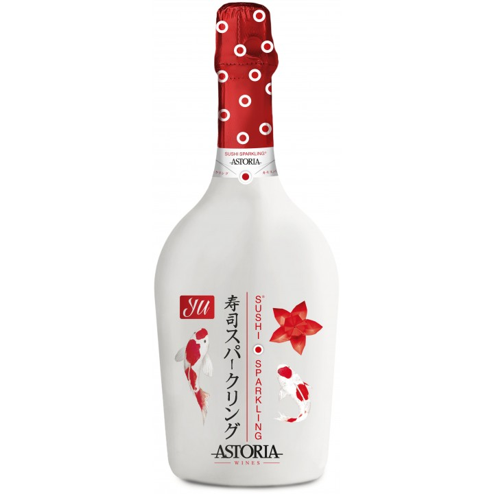 Sparkling Wine Astoria Yu Sushi Sparkling  750ml