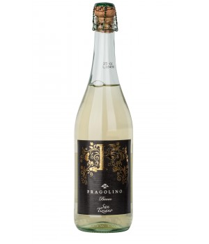 Sparkling Wine Tombacco Fragolino Bianco, 750ml