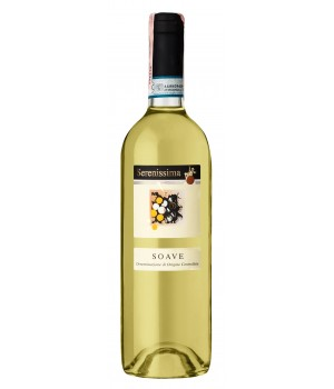 Wine Tombacco Soave D.O.C. Serenissima , 750ml