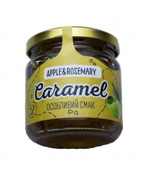 Caramel Apple-Rosemary 200 g.