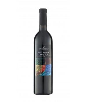 Wine Tombacco Montepulciano d'Abruzzo D.O.C. Villa Girasole, 750ml