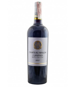 Wine Chateau Avalon Corbieres 750 ml