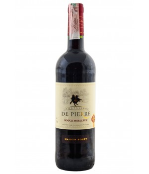 Wine Chevalier de Pierre Rouge Moelleux 750ml