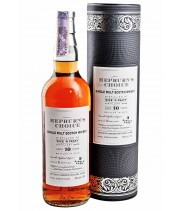 Whiskey Hunter Laing Hepburn`s Choice Nice`n`Peaty 10 Y.O. 700ml