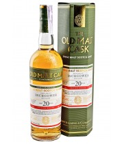 Whiskey Hunter Laing Old Malt Cask Inchgower 20 Y.O. 700ml