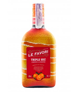 Liquor le Favori Triple Sec 700ml