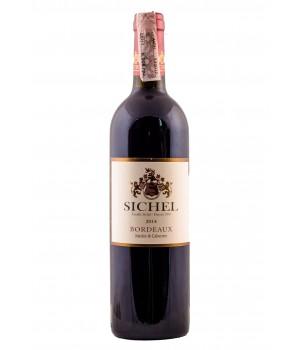 Wine Sichel Bordeaux 750ml