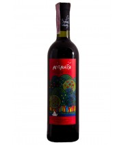 Wine Artania (Beykush) red dry 0,75 l.