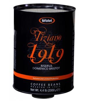 Coffee Bristot Tiziano 1919 Riserva 2kg
