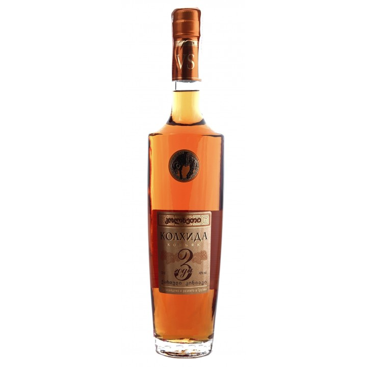 Brandy Cognac Colchis 3 years 500ml