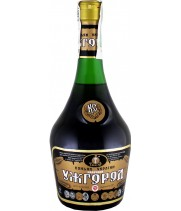 Brandy Cognac Uzhgorod 10 years, 500ml