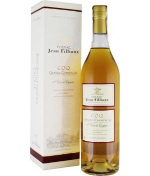 Cognac Jean Fillioux COQ, 700ml