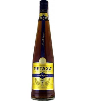 Brandy Metaxa 5*, 700ml