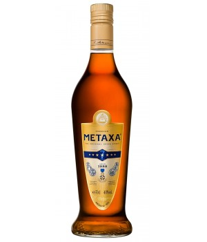 Brandy Metaxa 7*, 700ml