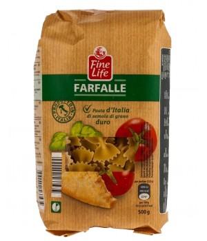 Pasta Fine Life Farfalle 500g