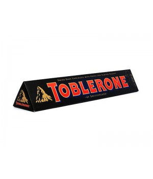 Chocolate Toblerone black, 100g