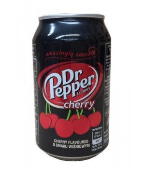 Drink Dr.Pepper Cherry 330 ml