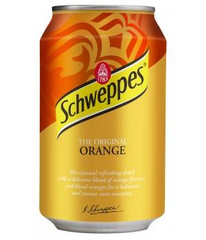 Drink Schweppes Orange 330 ml