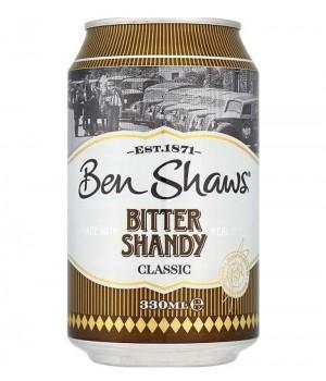 Drink Ben Shaws Bitter Shandy Classic 330 ml