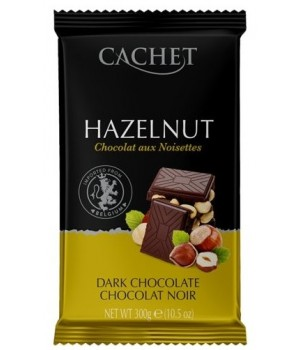 Chocolate Cachet Extra Dark 300g